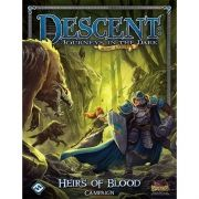 DESCENT 2nd EDITION - HEIRS OF BLOOD - CAMPAIGN